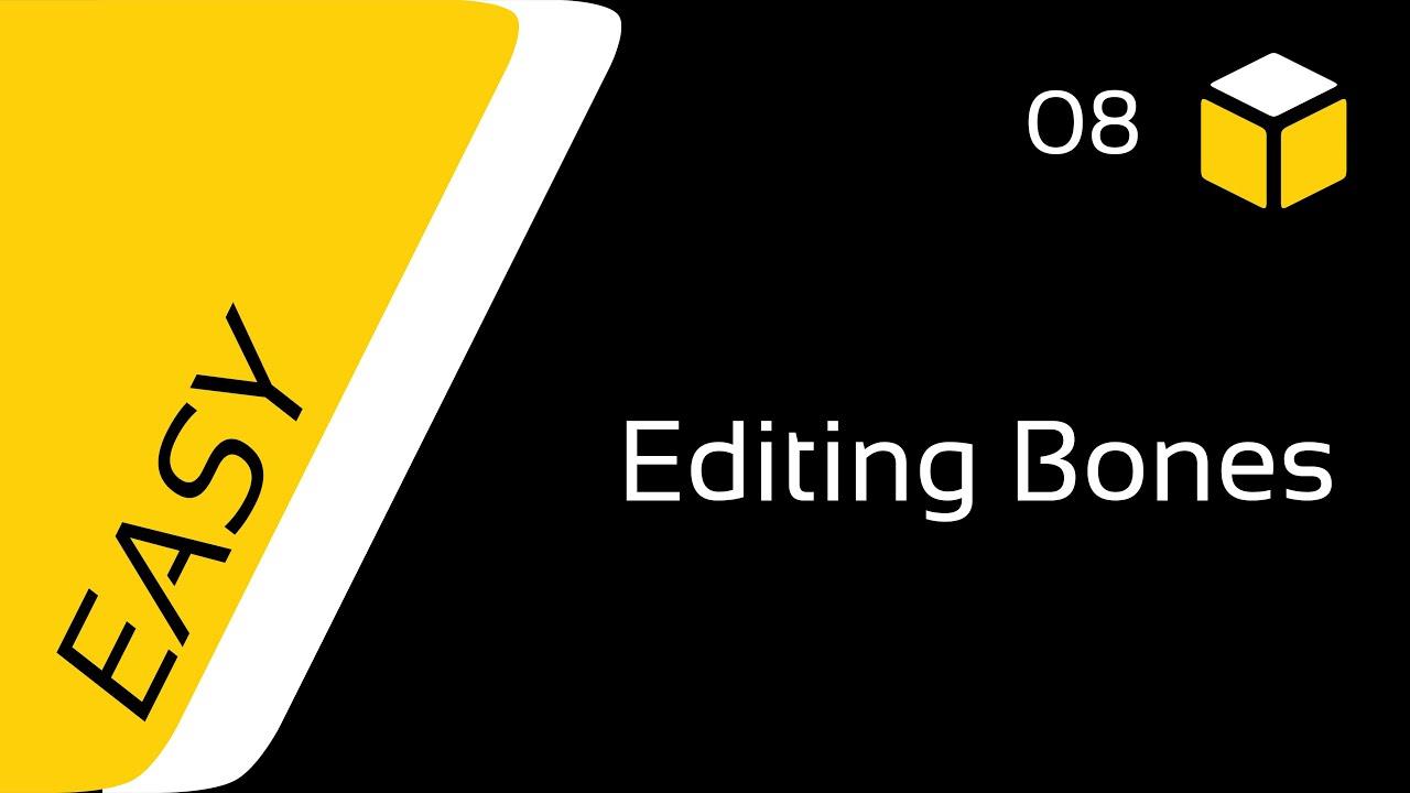 [Pac3] Editing Bones