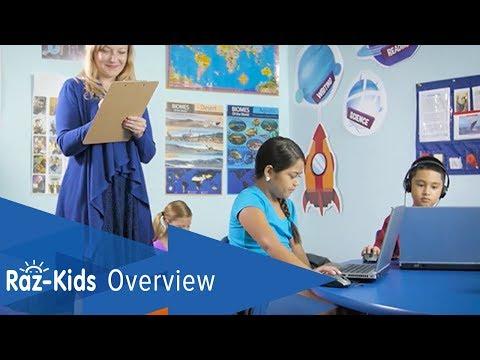 Raz-Kids Overview