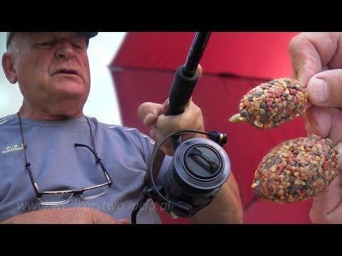 Karpie na method feeder ze Stachem i wędkarstwo rodzinne