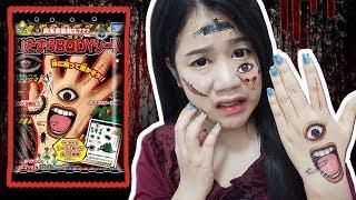 แทททูสยอง~ ของเล่นญี่ปุ่นสุดแปลก !!  | คะน้า Kanakiss