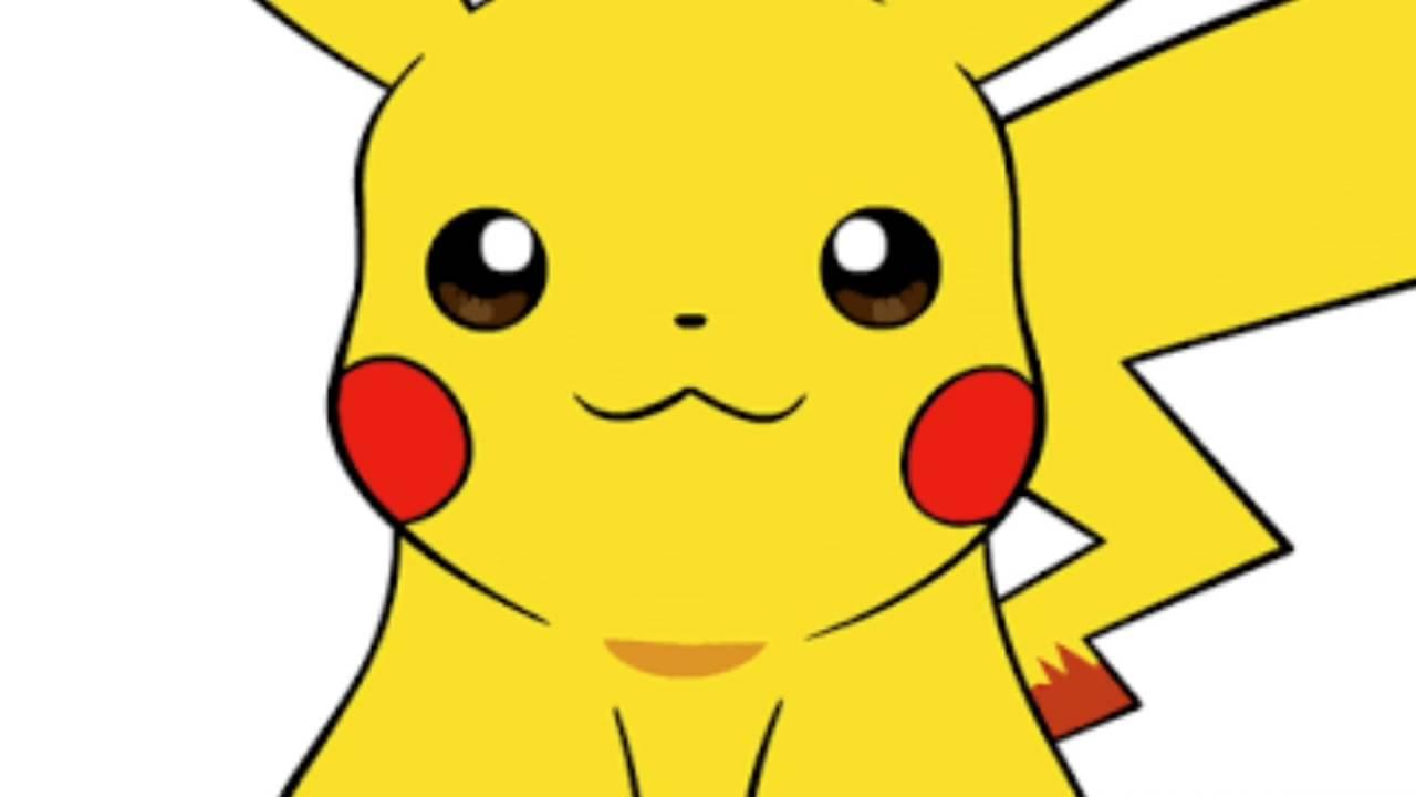 Cute Picture Of Pikachu