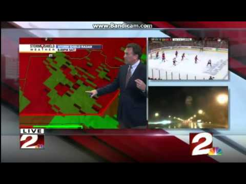KJRH Tornado Warning Coverage Part 1 (5/23/15)