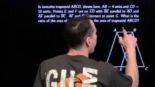 MATHCOUNTS Mini #43 - Using Similarity to Solve Geometry Problems