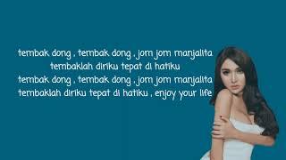 Jom Jom Manjalita - Lucinta Luna ( lirik)