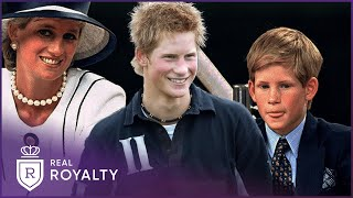 The Troubled Life Of Prince Harry | The Mysterious Prince | Real Royalty With Foxy Games