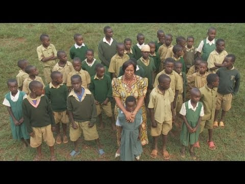 Faces Of Africa: 1000 Orphans And A Mother