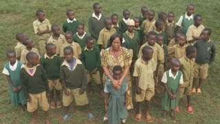 Download lagu Faces of Africa: 1000 orphans and a mother