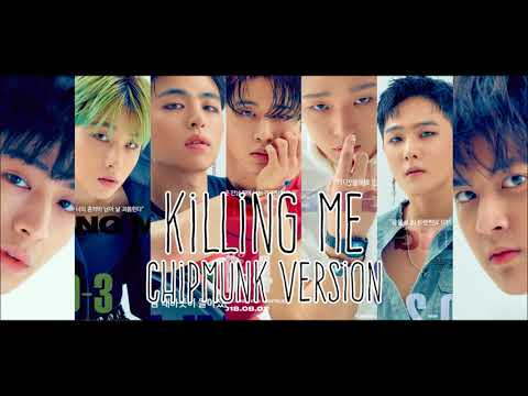 iKON - KILLING ME [Chipmunk Version]