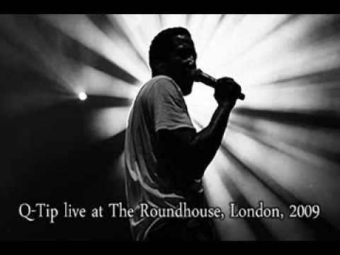 Q-Tip live at the Roundhouse London, 2009, HQ Audio
