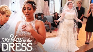 Sparkle or Lace? | Say Yes To The Dress Atlanta