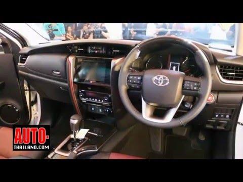 GrandOpening Toyota Fortuner TRD Sportivo 2016
