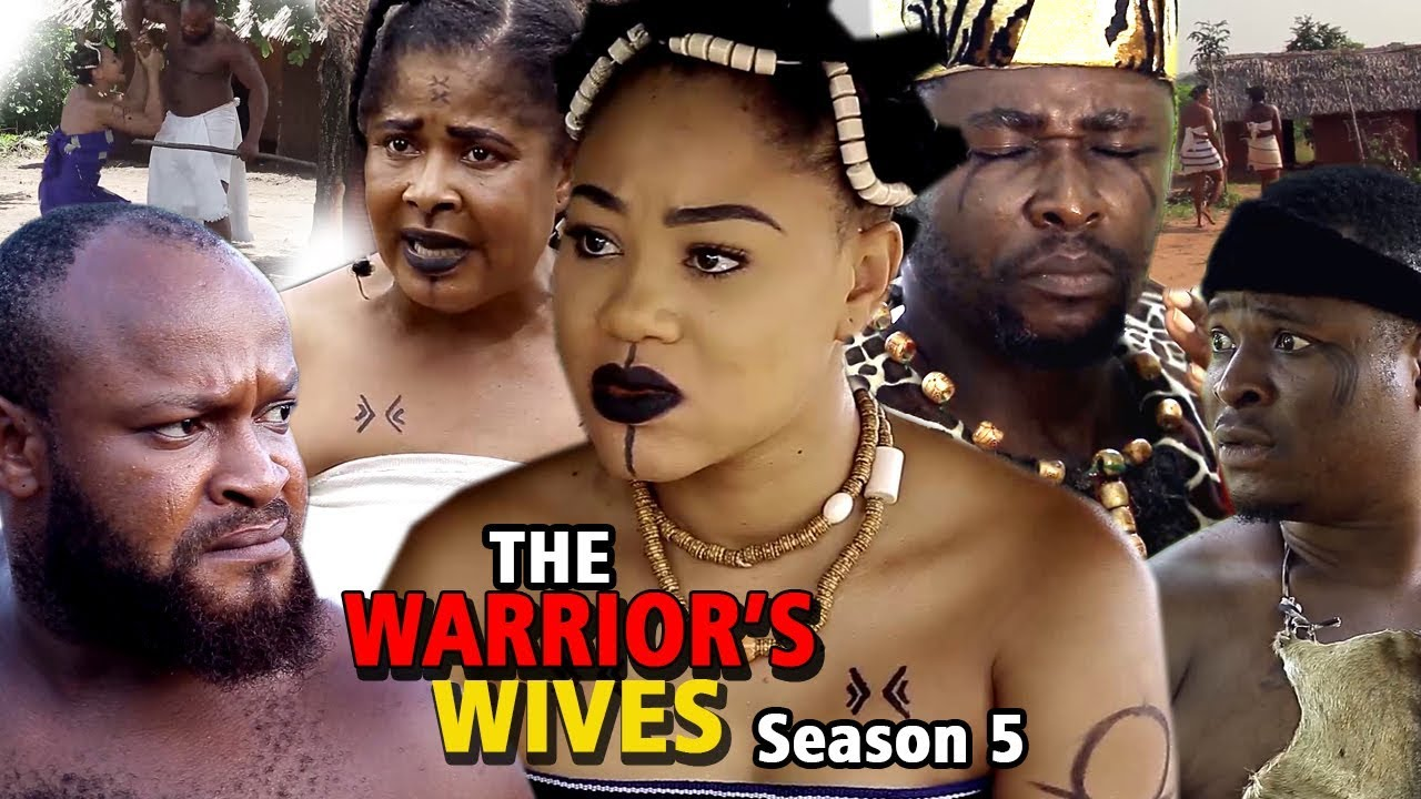 Download THE WARRIOR'S WIFE SEASON 5 - (New Movie) 2019 Latest Nigerian Nollywood Movie Full HD