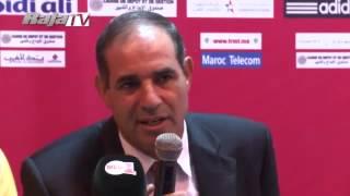 conference du match rca vs wac 3 1 coupe de trne 2011 2012