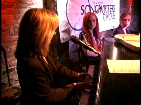 Tina Shafer - Above The Band - The New York Songwr...