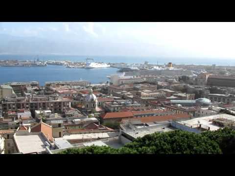 Strait of Messina, Messina, Sicily, Italy, Europe