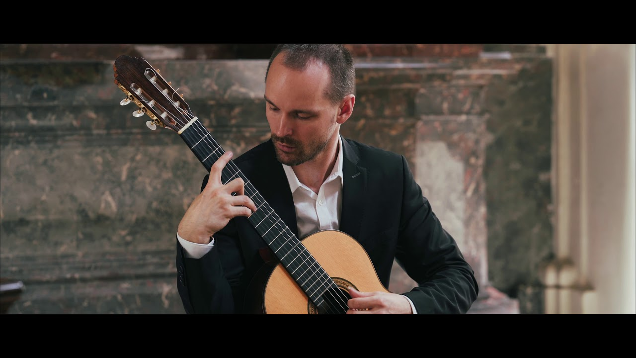 Ronaldo Miranda - Appassionata played by Florian Palier