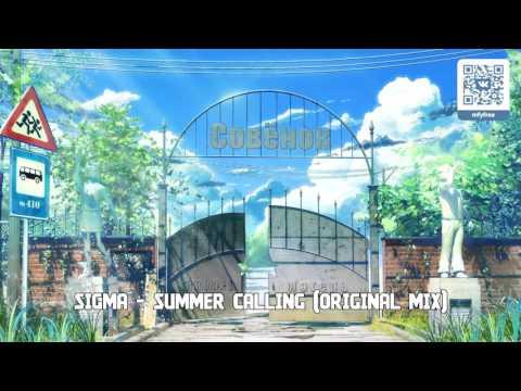 Sigma - Summer Calling (Original Mix)