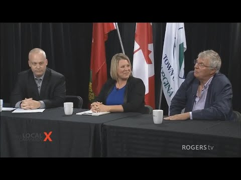 Georgina Ward 1 Debate - 2018 Municipal Election