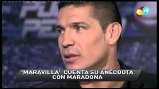 Entrevista de Sergio