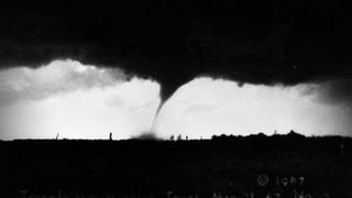 The 1947 F5 Woodward Oklahoma Tornado