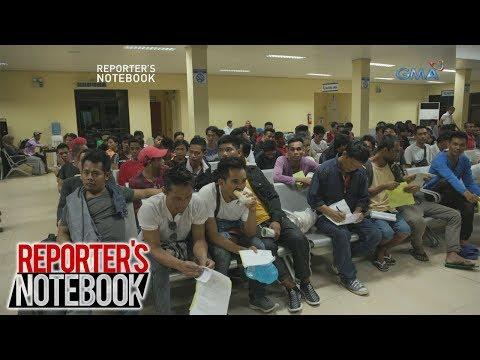 Reporter's Notebook: Ilang Pilipino sa Sabah, pina-deport sa Pilipinas
