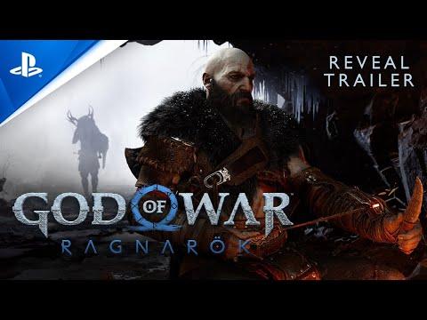 God Of War Ragnarok - PlayStation Showcase 2021 Trailer   PS5