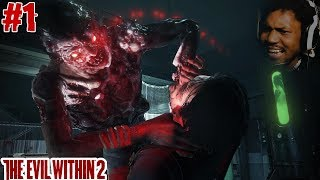 WARNING: YOU WILL GET NIGHTMARES FROM THIS GAME | The Evil Within 2 (Part 1)