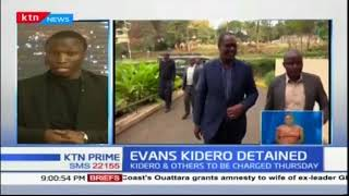 Former Nairobi governor Evans Kidero arrested for mismanaging county funds