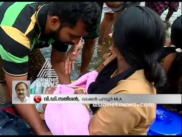 VD Satheesan responds on the rescue operation in Paravoor | Kerala Flood 2018