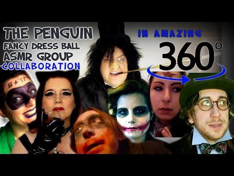 The Penguin Fancy Dress Party 360° ASMR Collaboration