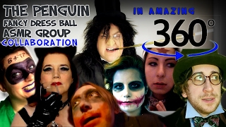 The Penguin Fancy Dress Party 360° ASMR Collaboration