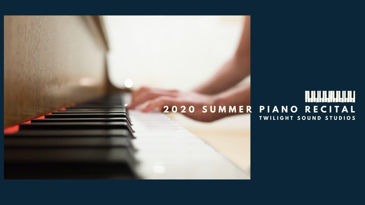 Year-End Virtual Recital 2020