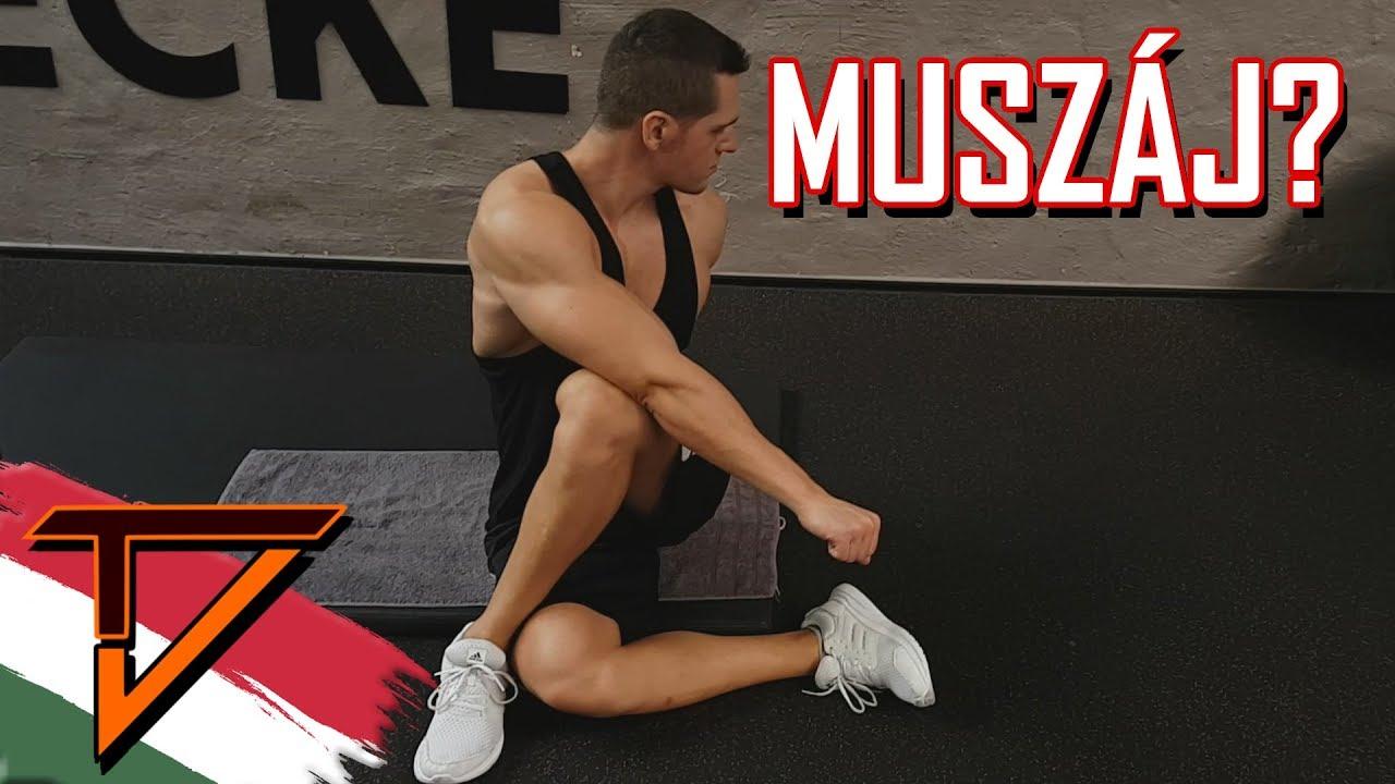 ízületi fájdalom és edzés