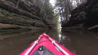 coldwater canyon upper dells wisconsin river
