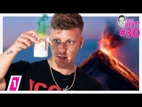 Felix Lobrecht wird zum Chemiker! | Wie geht? #30