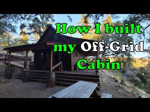 off-grid-cabin-walk-through.-episode-#1