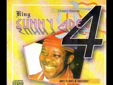 King Sunny Ade- Welcome To Nigeria