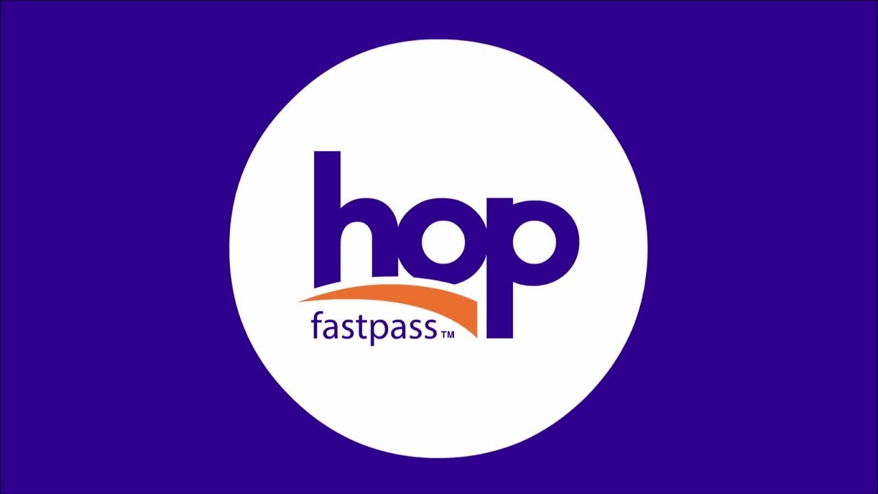 Hop Fastpass Transit Fare Card for TriMet, C-TRAN and