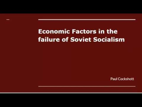 Economic Factors in Soviet Collapse