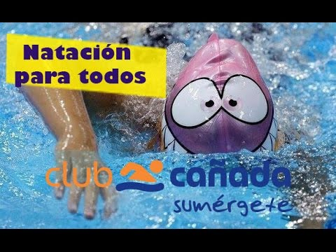 Clases de nataci n al sur del df club ca ada youtube for Clases de natacion df