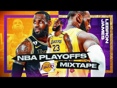 Lebron's 2020 playoff run: The mixtape