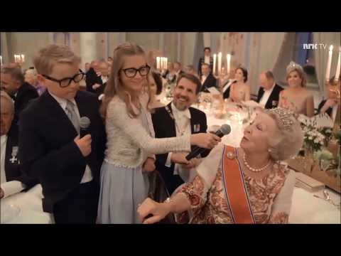 Flashback: European royals celebrate 80th birthday Harald & Sonja of Norway