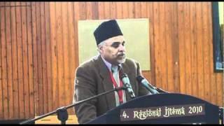 Talkine Amal Urdu Teil 2 Regional Ijtema 2010 Region Nord