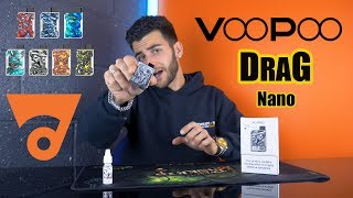 Brand New Voopoo Drag Nano Pod Kit!