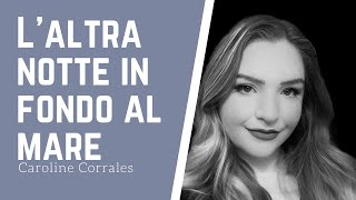 """""""L'altra notte in fondo al mare"""" from Mefistofele by Arrigo Boito -- Caroline Corrales, Soprano"""