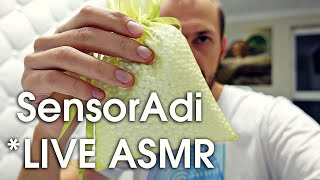 SensorAdi Live ASMR For Sleep