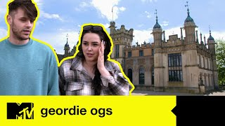 Marnie Simpson And Casey Johnson View A Stunning Wedding Venue | Geordie OGs 4