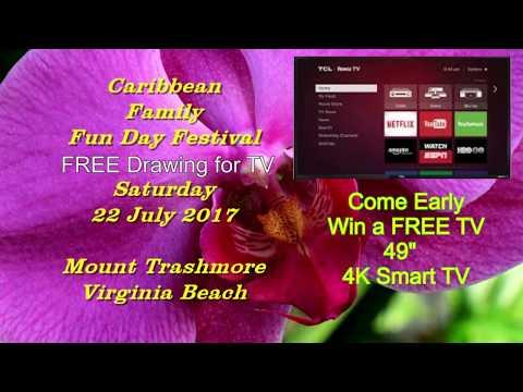 FREE Festival: VA Caribbean Fun Day Festival This Saturday