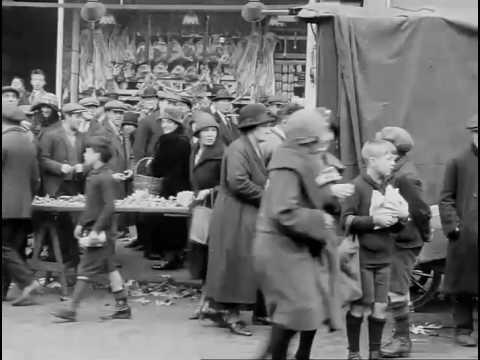 Tower Bridge Road Market 1931 Youtube