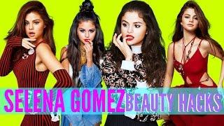 Back to School: SELENA GOMEZ Beauty Hacks EVERY Girl Needs to KNOW !!!